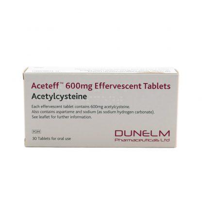 Aceteff Box